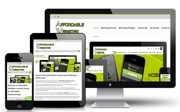 website development Affordable Websites design Ireland