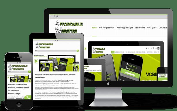 Web Design Packages Affordable Websites Ireland