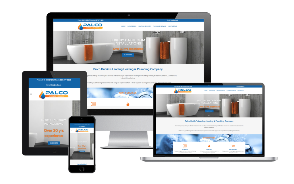 Website Design Packages Ireland