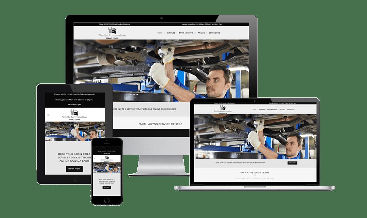 Website Design Packages (Web Design Packages Dublin) Website