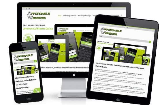 Affordable Websites Web Design Services Dublin