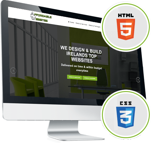 Website Design Dublin www.affordablewebsites.ie