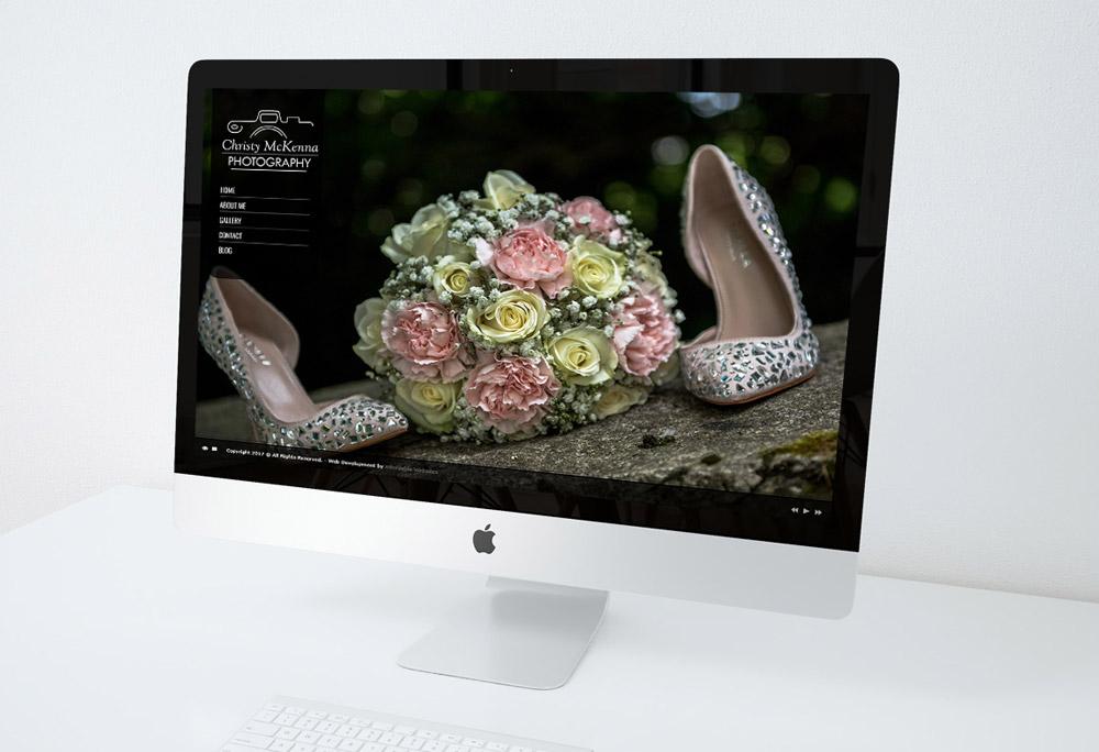 Christy Mc Kenna website
