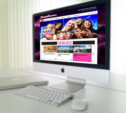 Debs Guru Website