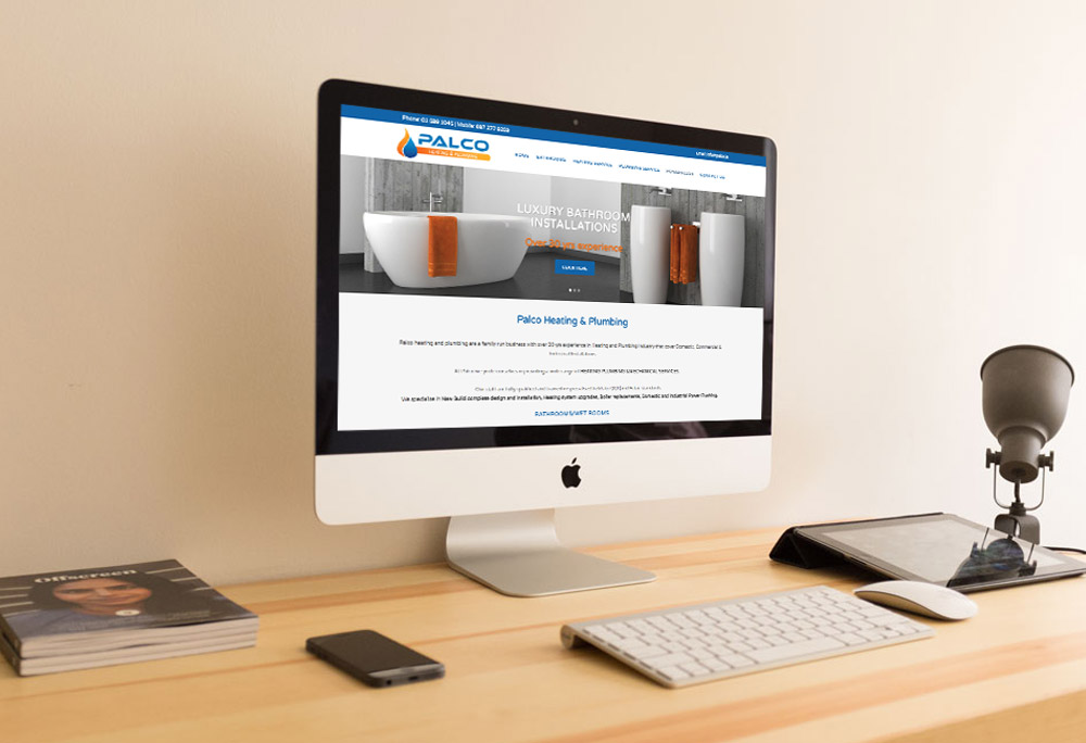 plumber website design dublin by www.affordablewebsites.ie