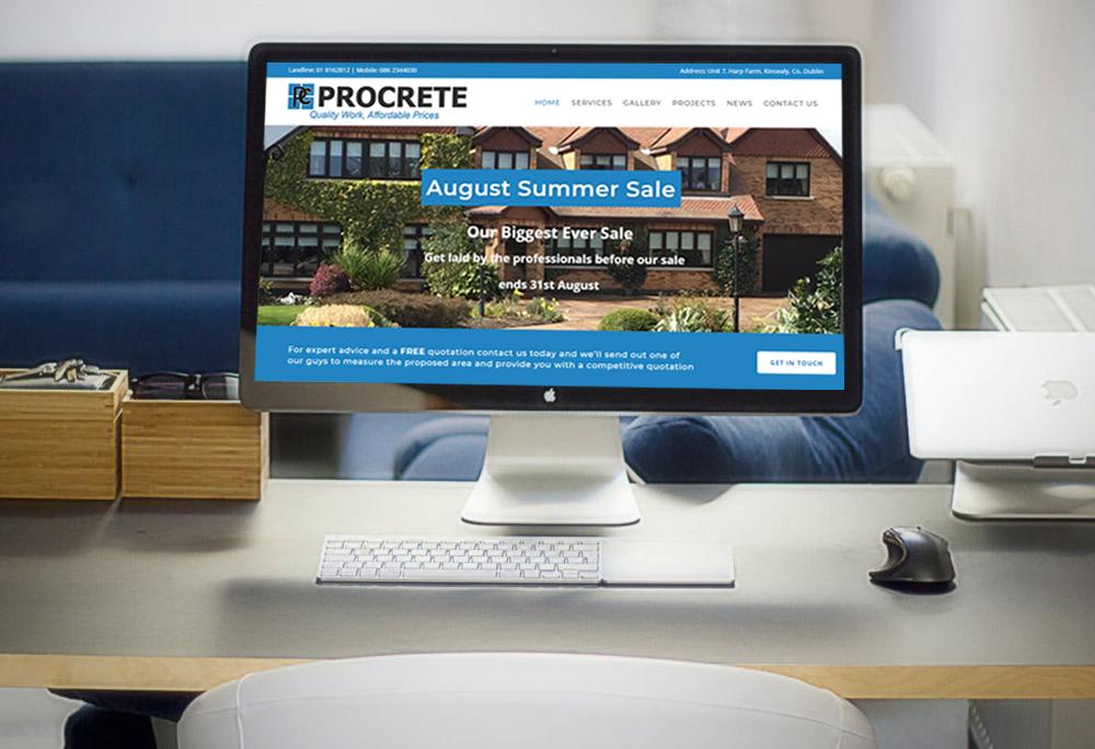 Website Design Agency Dublin