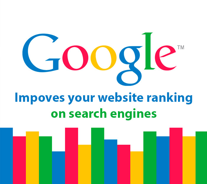 Improve Google Ranking with mobile responsive website